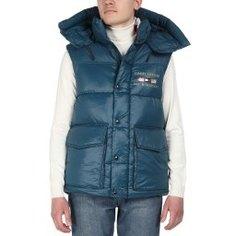 Куртка TOMMY HILFIGER MW0MW12210 зелено-синий