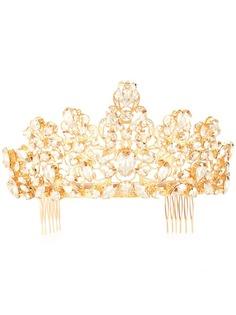 Dolce & Gabbana гребень для волос в форме короны