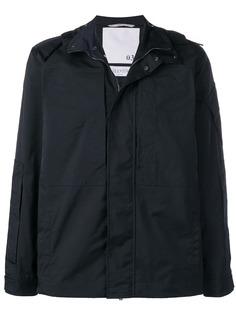 Valentino куртка с капюшоном и отделкой Rockstud