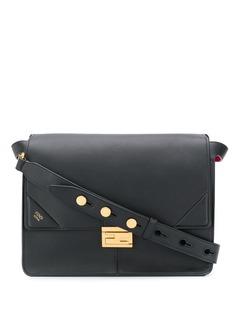 Fendi большая сумка на плечо Kan U