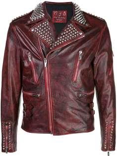 MJB Marc Jacques Burton байкерская куртка Corsten