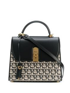 Salvatore Ferragamo сумка-тоут с логотипом