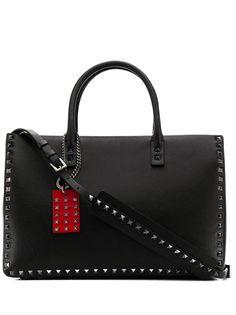 Valentino сумка-тоут Valentino Garavani Rockstud