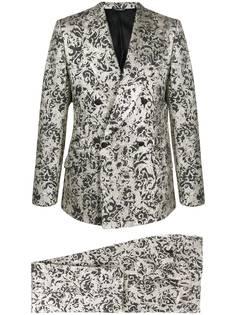 Dolce & Gabbana жаккардовый костюм-двойка