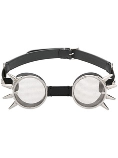 Gucci Eyewear очки с шипами