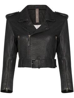 Lot Lthr байкерская куртка Lola