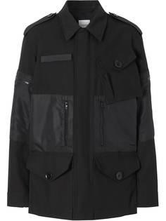 Burberry габардиновая куртка