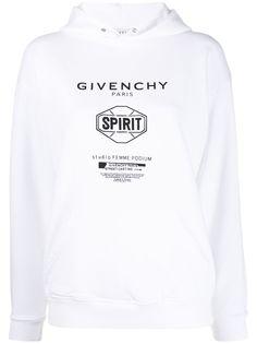Givenchy худи Spirit с принтом