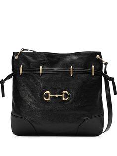 Gucci сумка-ведро 1955 Horsebit