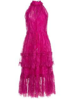 Alexis кружевное платье Magdalina