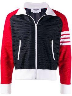 Thom Browne сетчатая спортивная куртка