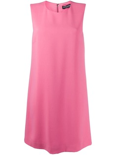 Dolce & Gabbana платье-трапеция длины мини