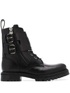 Balmain ботинки Phil в стиле милитари