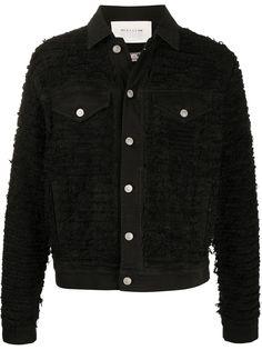 1017 ALYX 9SM джинсовая куртка узкого кроя