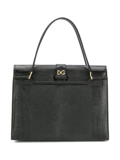 Dolce & Gabbana сумка-тоут Ingrid с логотипом