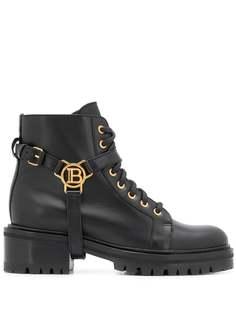 Balmain ботинки Ranger
