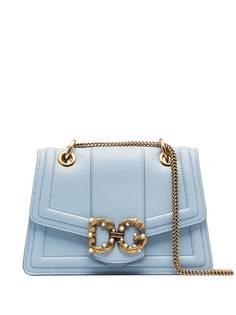 Dolce & Gabbana сумка через плечо DG Amore с логотипом