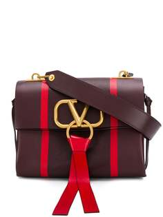 Valentino сумка на плечо Valentino Garavani с декором VRing