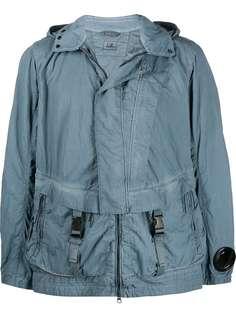C.P. Company легкая куртка с линзой на рукаве