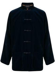 Shanghai Tang бархатная куртка Tang