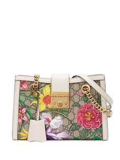 Gucci сумка на плечо с принтом Flora