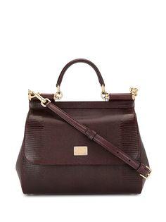 Dolce & Gabbana сумка-тоут Sicily среднего размера