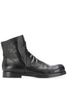 Officine Creative байкерские ботинки