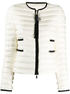 Moncler короткая куртка-пуховик Baillet