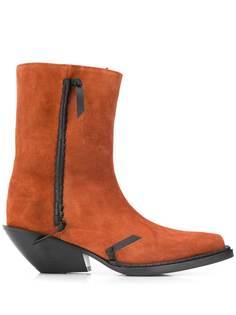 Acne Studios ковбойские ботинки