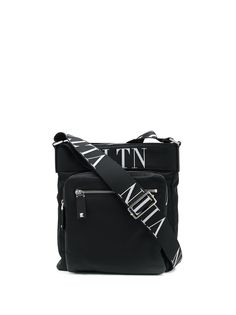 Valentino Garavani сумка на плечо с логотипом VLTN