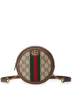 Gucci маленький рюкзак Ophidia GG