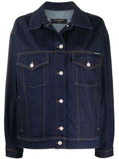 Dolce & Gabbana Underwear джинсовая куртка оверсайз