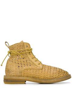 Marsèll плетеные ботинки