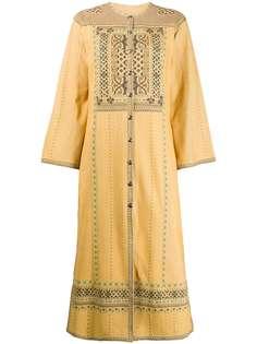 Etro платье миди на пуговицах