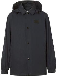 Burberry легкая куртка с логотипом