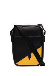 Fendi сумка с отделкой Corner Bugs