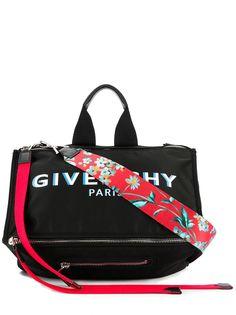 Givenchy сумка-мессенджер Pandora с логотипом