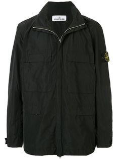 Stone Island куртка Micro Reps с логотипом