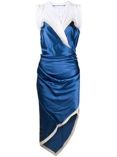 Alexander Wang платье с запахом