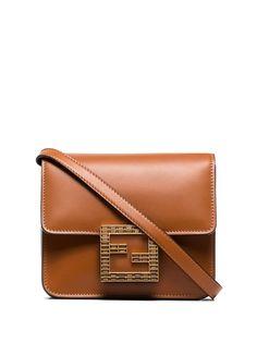 Fendi сумка Fendi Fab с декорированным логотипом