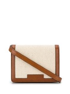 Dolce & Gabbana маленькая сумка через плечо с контрастной отделкой