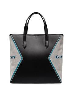 Givenchy сумка-тоут Paris Bond с логотипом