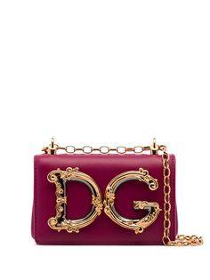 Dolce & Gabbana мини-сумка DG Girls