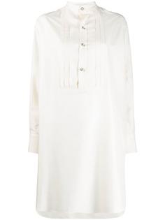 Etro платье-рубашка на пуговицах