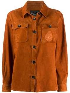 Etro куртка-рубашка