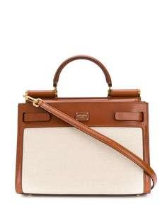 Dolce & Gabbana маленькая сумка-тоут Sicily 62