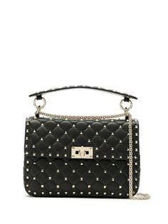 Valentino стеганая сумка на плечо Rockstud Spike