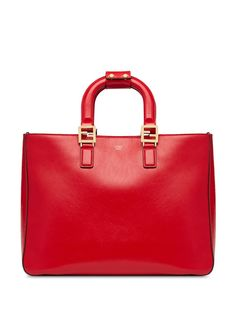 Fendi сумка-тоут Gloria среднего размера
