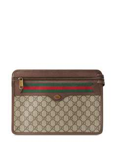 Gucci клатч Ophidia GG