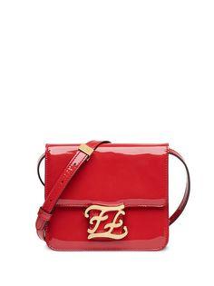 Fendi сумка на плечо Karligraphy